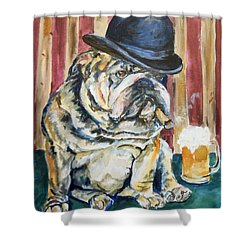 Bruno Shower Curtain