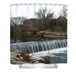 Brushy Creek 2-21-16 Shower Curtain