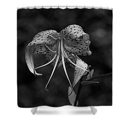 Brutally Beautiful Shower Curtain