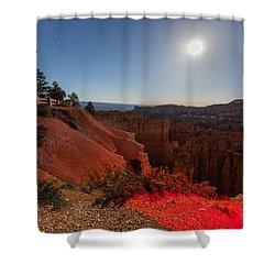 Bryce 4456 Shower Curtain