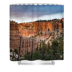 Bryce Canyon 4 Shower Curtain