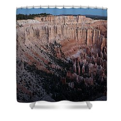 Shower Curtain featuring the photograph Bryce Canyon Sunrise by Kathleen Scanlan