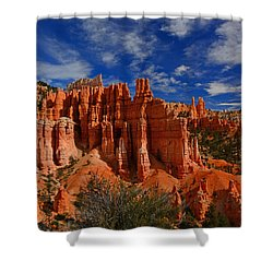 Bryce Hoodoos 2 Shower Curtain