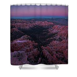 Bryce Point Shower Curtain