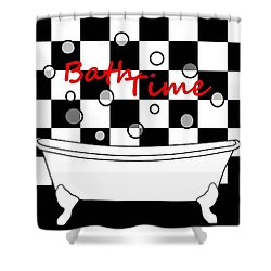 Bubble Bath - Bathroom Decor Shower Curtain