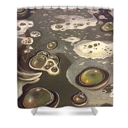 Bubble Boil And Trouble 1 Shower Curtain