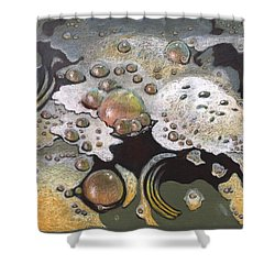 Bubble, Bubble, Toil And Trouble 2 Shower Curtain
