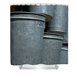 Bucket List Shower Curtain