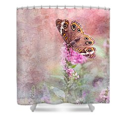 Buckeye Bliss Shower Curtain