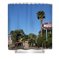 Buckhorn Baths Shower Curtain