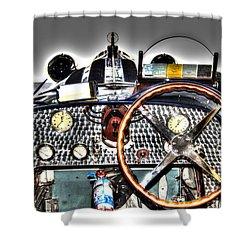 Bugatti  Shower Curtain by Josh Williams