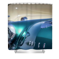 Buick Dreams Shower Curtain