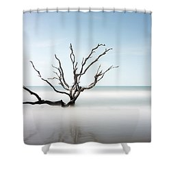 Bulls Island C-ii Shower Curtain