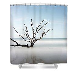 Bulls Island C-ii Shower Curtain