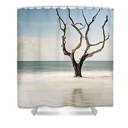 Bulls Island C-xii Shower Curtain