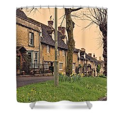 Burford Cotswolds Shower Curtain