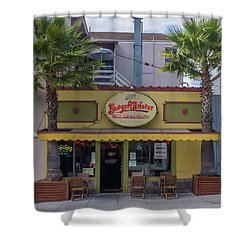 Burgermeister Restaurant, San Francisco Shower Curtain