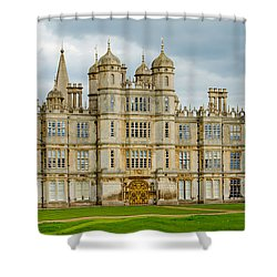 Burghley House Shower Curtain