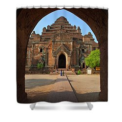 Burma_d2095 Shower Curtain by Craig Lovell