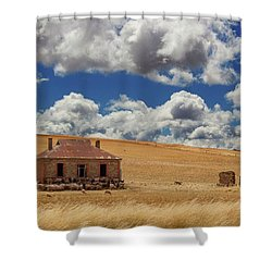Shower Curtain featuring the photograph Burra by Tim Nichols