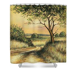 Bushveld Shower Curtain