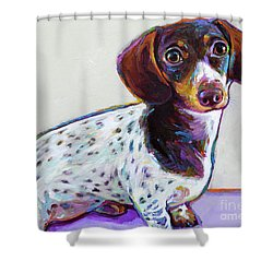 Buttercup Shower Curtain by Robert Phelps
