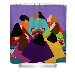 Butterflies Dream Shower Curtain