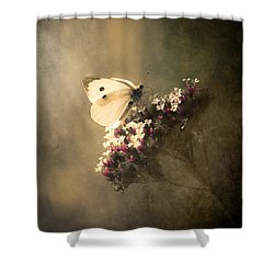 Butterfly Spirit #01 Shower Curtain by Loriental Photography