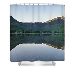 Buttermere Reflections Shower Curtain