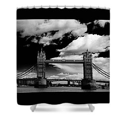 Bw Series Tower Bridge Shower Curtain