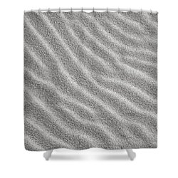 Bw6 Shower Curtain by Charles Harden