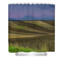 By A Different Light Shower Curtain