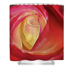 By Any Other Name Shower Curtain by Marie Leslie