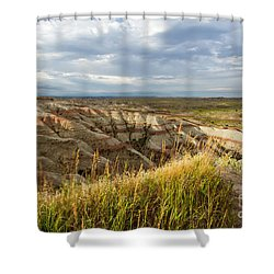 By Morning Light Shower Curtain