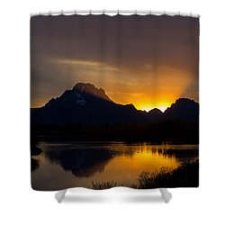 By Oxbow Light... Shower Curtain
