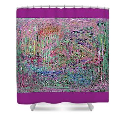 By The Bayou Shower Curtain