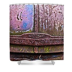 C205 Shower Curtain