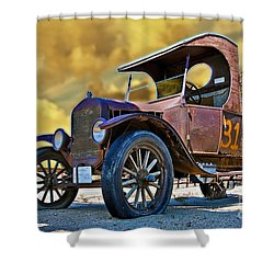 C207 Shower Curtain