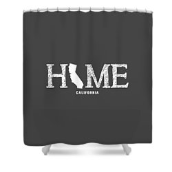 Ca Home Shower Curtain by Nancy Ingersoll