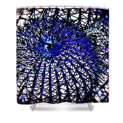Cacti II Shower Curtain
