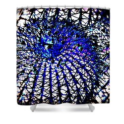 Cacti Iv Shower Curtain