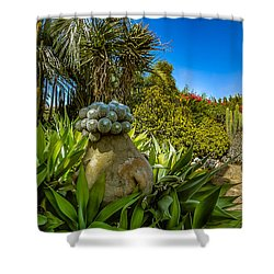 Cactus Paradise Shower Curtain