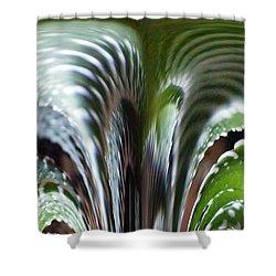 Cactus Predator Shower Curtain