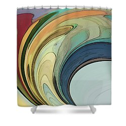 Cadenza Shower Curtain