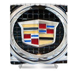 Cadillac Quality Shower Curtain