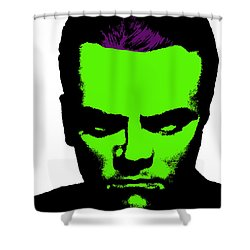 Cagney 2 Shower Curtain
