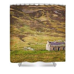Cairngorms Cottage Shower Curtain