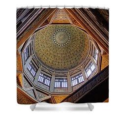 Cairo Nilometer Shower Curtain
