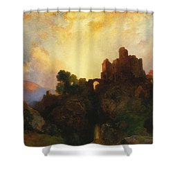 Caledonia Shower Curtain by Thomas Moran
