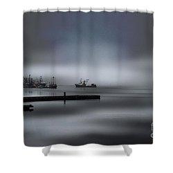 Caledonian Shower Curtain
